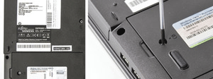 Notebook RAM upgrade