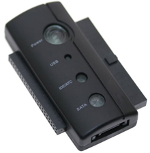 Festplatten-Adapter IDE/SATA auf USB2.0 mit Backup HDD USB-Adapter