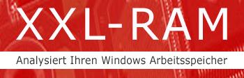 XXL-RAM Online Scanner
